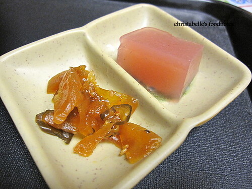 三明堂小菜果凍