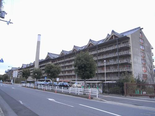 「天理駅周辺」散歩-「天理教関連施設」-08