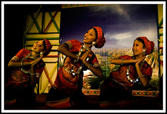Tribal Dance [Tripura] (Tipu Kibria~~BUSY~~) Tags: people festival canon eos dance culture lifestyle tribal dhaka tribe 1001nights bangladesh tribaldance tripura xti canon1785mmisusm 400d flickraward flickrestrellas tribalculturalfestival shilpokolaacademy