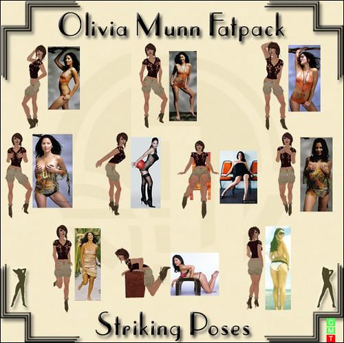 Olivia Munn Fatpack