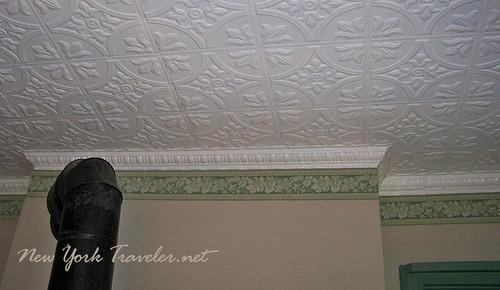 Kitchen Tin Ceiling
