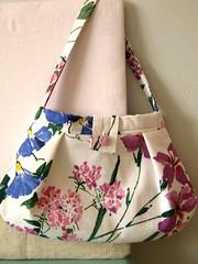After: Spring Handbag (kristenaderrick) Tags: purse thrift handbag thrifty reuse handmedowns redo upcycling wardroberefashion