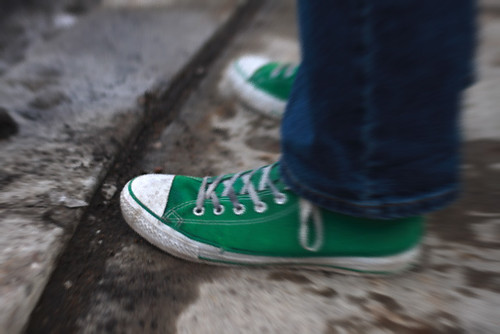 St Patrick's Day Shoes