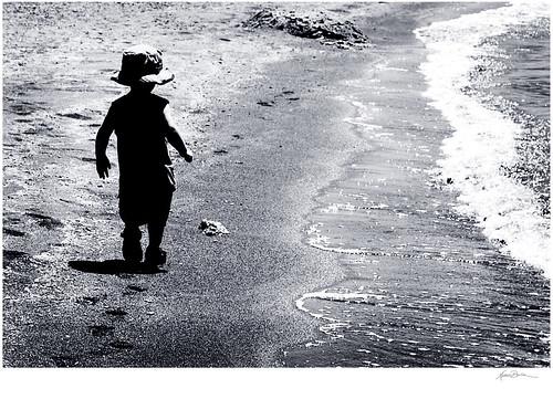 Austin beach walk
