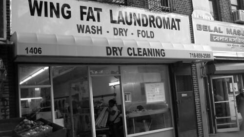 wingfat laundromat