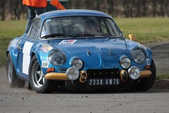 Renault Alpine A110 (ComfortablyNumb...) Tags: show park classic cars car race canon eos is rally historic retro renault international ef 28300mm motorsport groupb rallying 28300 stoneleigh lseries a110 1car 40d alipne