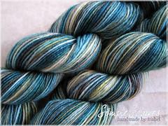 Superwash Sock Yarn II in Tealpool