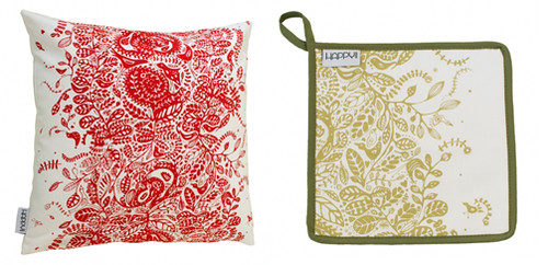 happysthlm pillows textiles