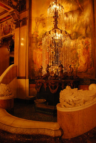Los Angeles Theatre Fountain