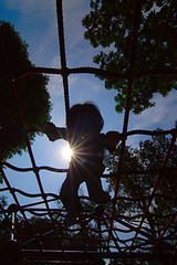 Silhoutte of Fatin (nfirdas Abdllah  ) Tags: family girls shadow baby color colour girl playground kids children kid friend babies child play families gal friendly kiddo gals childs kiddies sillhoutte