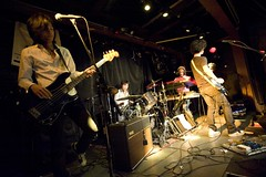 Grapevine @ Public Assembly _6226 (Ossip Kaehr) Tags: nyc japan brooklyn live grapevine walloflove publicassembly lastfm:event=976583 grapevinefromtokyo superglorious