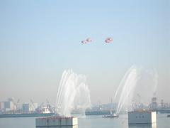 desomeshiki 086 (cbve2002) Tags: de fire tokyo odaiba 2008 bomberos departamento vehiculos shobo ambulancia escala comandancia dezomeshiki autobomba departament