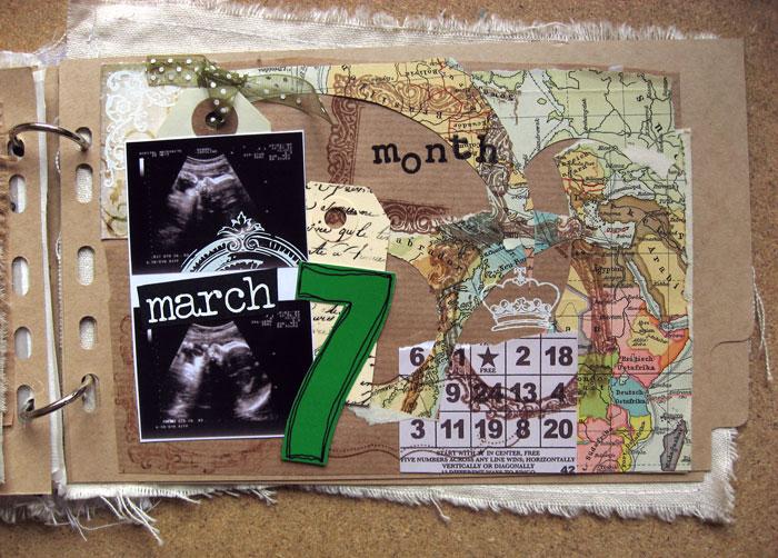 my 9-months journal : month 7
