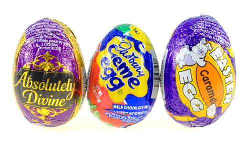 Generic Eggs & Cadbury