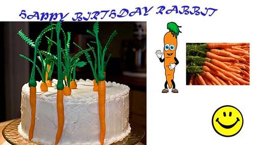 RABBIT'S BDAY