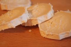 3423546582 e9f818ddb0 m Tagliatelle with Salmon & Crispy Goat Cheese