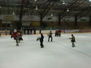 Yukon Native Hockey Tournament opening ceremony - part 3