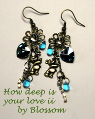 how deep ii-earrings