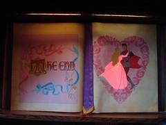 The End.. (Cherishlovespink) Tags: pink beauty fairytale happy dance disneyland prince sleepingbeauty pinkalicious cherishlovespink