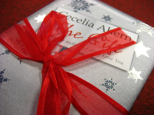 "My Holiday Read - ""The Gift"" by Cecilia Ahern"