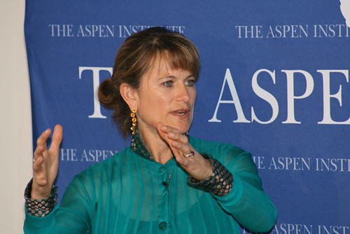 Jacqueline Novogratz Book Talk - The Aspen Institute