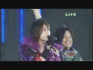 Uchi Hiroki [Ex NewS] @ Countdown 2008-2009