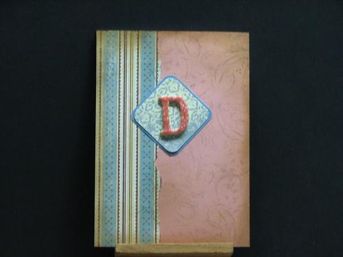 Monogram Cards011