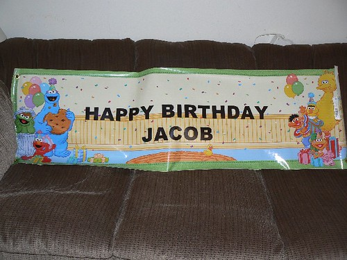 Amazing personalized banner