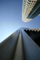 Royal Bank Plaza, Toronto (Tony Lea) Tags: canon lens rebel angle wide sigma wideangle tony lea anthony mm 1020mm 1020 xti tonylea anthonylea