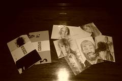 井上てぬぐい & Post Card