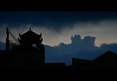 It's 6:40pm on my way home (Vu Pham in Vietnam) Tags: street travel silhouette night landscape landscapes asia southeastasia vietnamese candid streetphotography vietnam nightlight hue vu canoneosdigitalrebelxt indochina  hu   imperialcity vitnam  hu flickrnight phongcnh dulch  honghn  huecity phc cucsng ngph conngi chu giahi imperialnight c thurathienhue kinh raininvietnam phcgiahi thnhhu commentwithimageswillbedeletedsosorryforthis