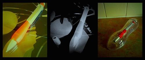 Rotring Picnik collage
