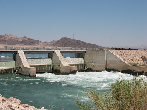 Palo Verde Diversion Dam