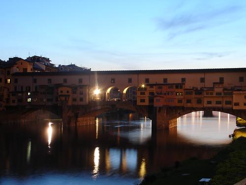 Florencia - Ponte Vecchio