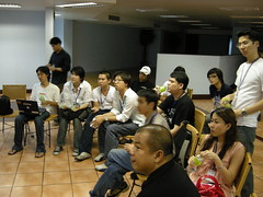 BarCamp Bangkok 3 by MacroArt