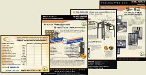 Sales tools flyers