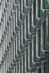 Hypergeometry (Myxi) Tags: windows england abstract london glass architecture nikon geometry repetition morelondon interestingness315 2009allrightsreserved