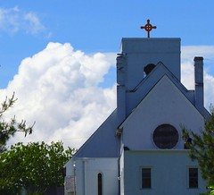 Home (k.burton32) Tags: blue sky berlin church clouds spring cross maryland episcopal berlinmd worcestercountymd