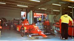 Nigel Mansell - Ferrari 640 - 1989