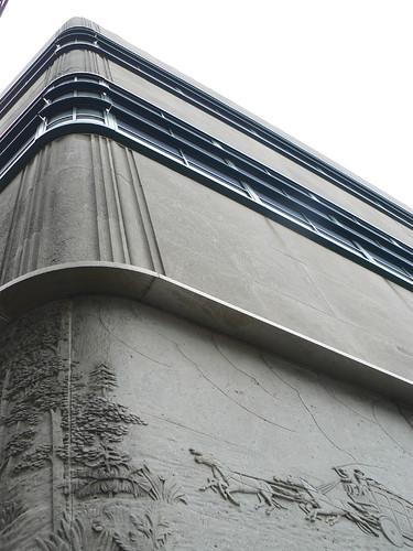 former Postal Delivery Building, Toronto