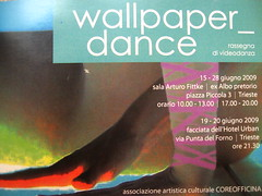 wallpaper dance