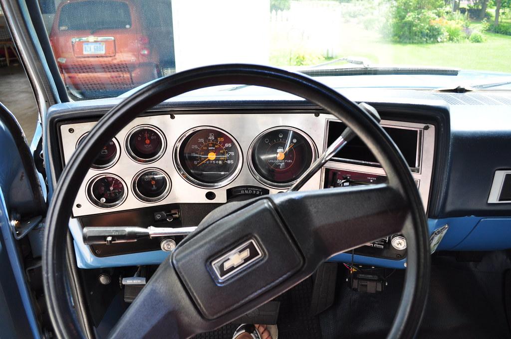 1983 chevy c10 scottsdale
