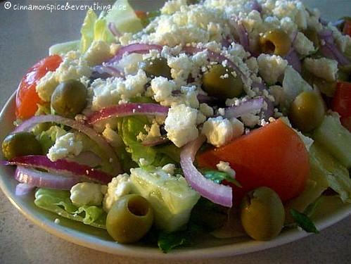 Greek Souvlaki Platter