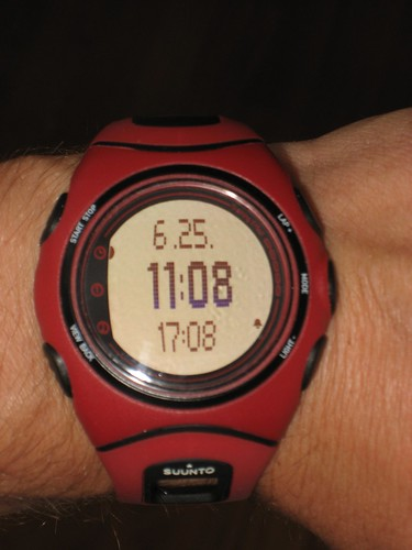 Suunto T6c Red Arrow