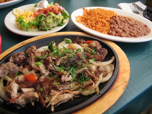 Carnitas Platter at Tampico Grill