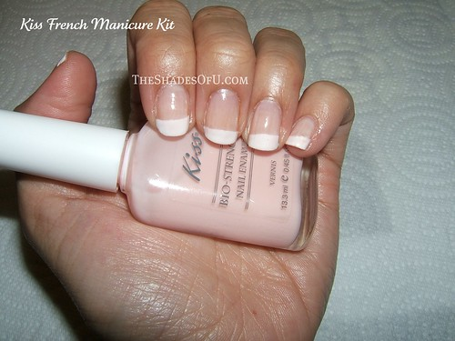 What is french tip nail polish