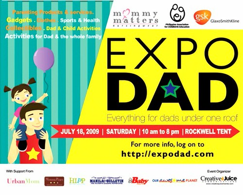 Expo Dad banner
