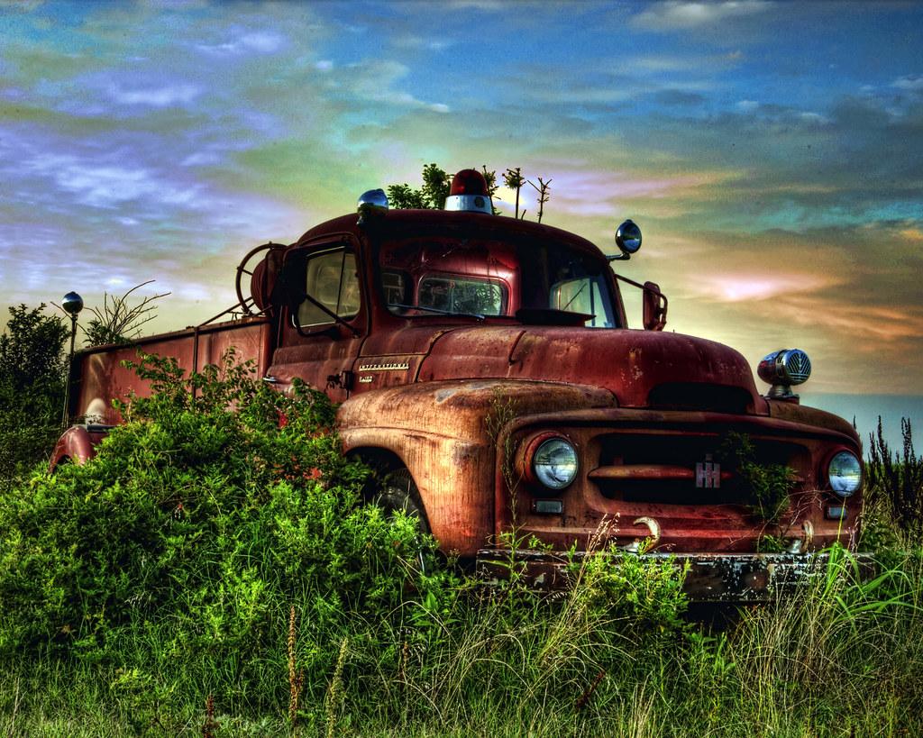 Fire Truck HDR  II