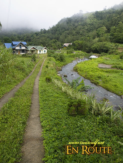 Imugan Road by the River