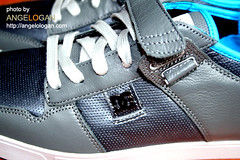 REVIEW: DC LIFE Volcano DS - Grey (3) (angelo logan) Tags: dc review sneakers kicks package dcshoes dclife angelologan angelologancom